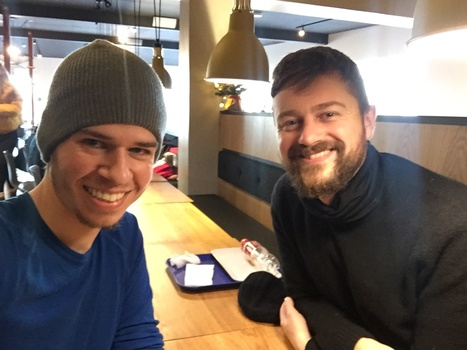 Fstoppers colleague and YouTube extraordinaire, Mads Peter Iversen, sighted in Iceland.