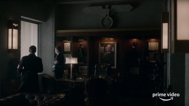 Day interior - John Smith's office