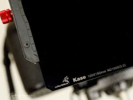 The Kase ND1000 ND filter. This filter has no color cast whatsoever. It comes in 100x100mm or in 100x150mm.
