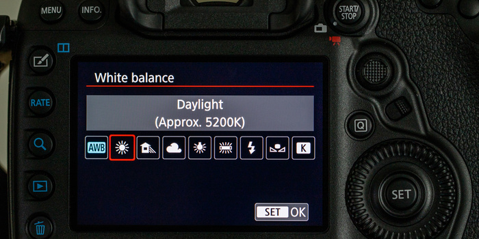 I have a strong preference for daylight setting. I feel it gives the best result, especially in landscape photography. But also with other sorts of photography can benefit from a fixed white balance.