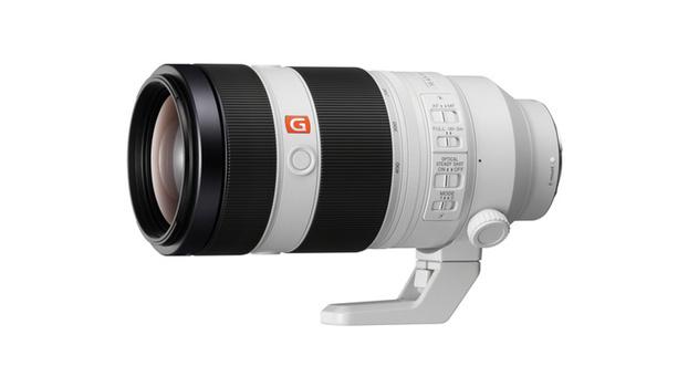 Sony FE 100-400mm f:4.5-5.6 GM OSS Lens