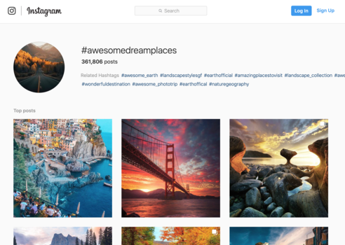 Your Guide to Finding Crazy Instagram Photography Hashtags