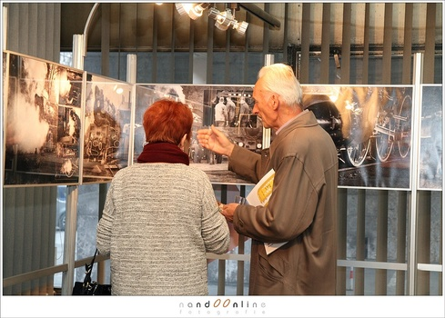 My exposition in Poznan, Poland, back in 2013. It is wonderful when you work is seen.