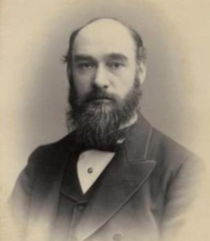 a portrait of Edward Augustus Petherick