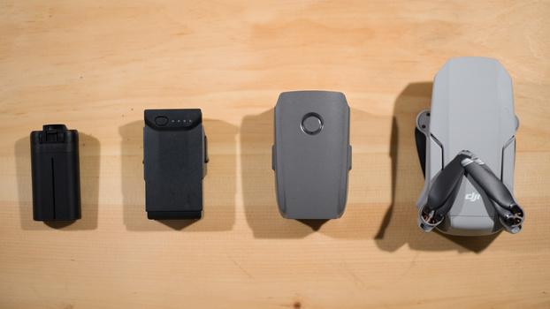 Mavic Mini Battery, Mavic Air Battery, Mavic 2 Battery and Mavic Mini
