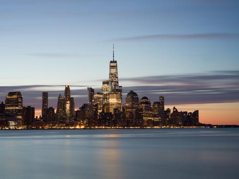 NYC Skyline Full
