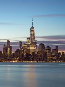 NYC Skyline Cropped