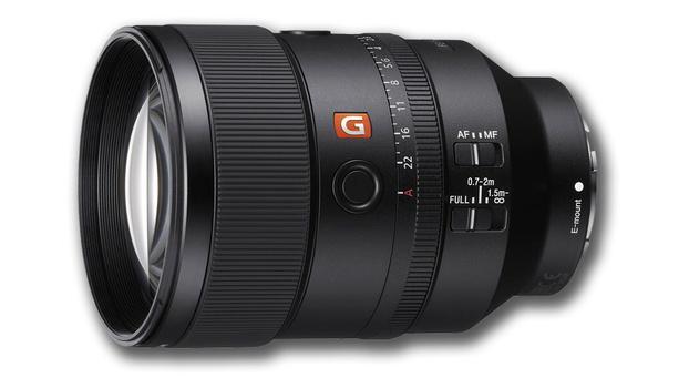 Sony FE 135mm f/1.8 GM