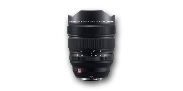 The $2,000 Fujifilm XF 8-16mm f/2.8 R LM WR lens.