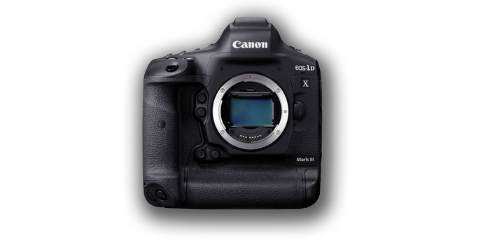 Canon 1D X Mark III. Yours for $6,499.