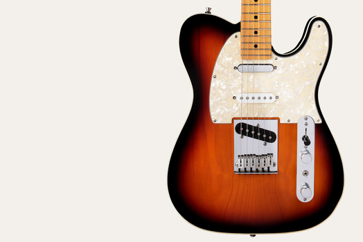 fender telecaster plus version 2 ad before - Find out how to {Photograph} a Product Advert With Simply One Mild