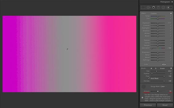 Pink, Amount at 50%