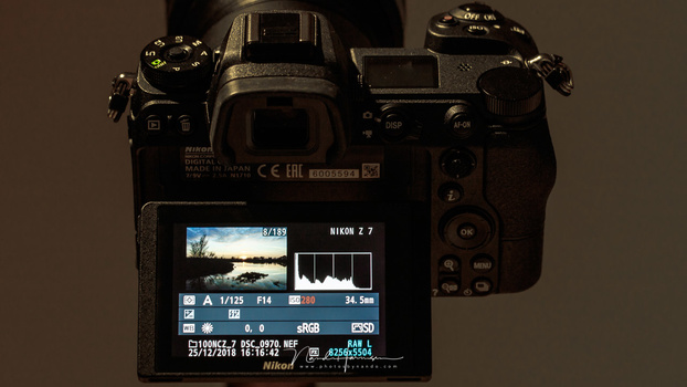 If you judge your exposure by looking at the screen, or the histogram, remember how the picture profile will influence both. If the contrast is set very high, it will have a visible effect, even when you shoot in RAW file format.