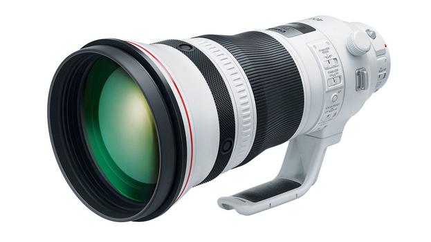 Canon 400mm f4 L lens