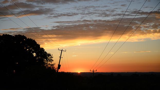Z 6 sunset shot