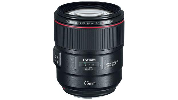 85mm f/1.4 prime lens