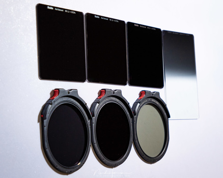 There are a lot of different neutral density filters available. Which one should you use?