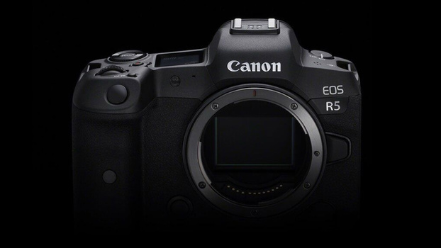 Cuerpo Canon EOS R5