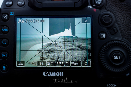 Using the histogram is advisable. But don't use exposure to the right when shooting JPEG