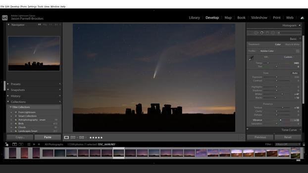 Boost color screenshot