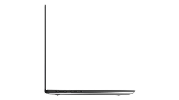 Dell XPS 15 profile view