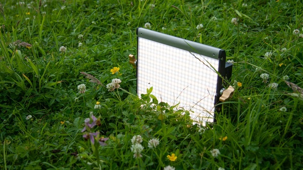 Neewer LED panel for flower