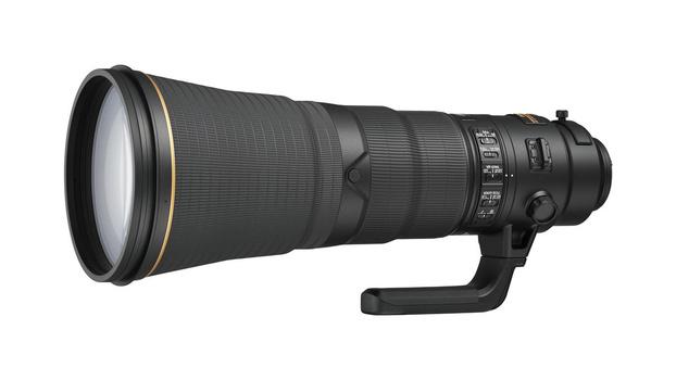 AF-S NIKKOR 600mm f/4E FL ED VR lens