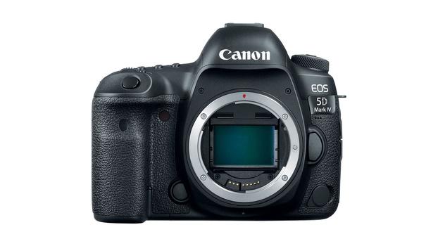 Canon 5D Mark IV camera body