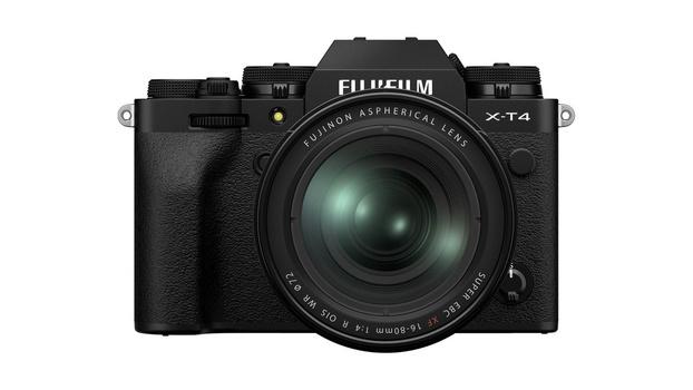 Fujifilm X-T4 camera body