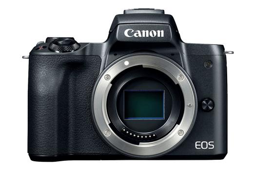The Canon EOS M50