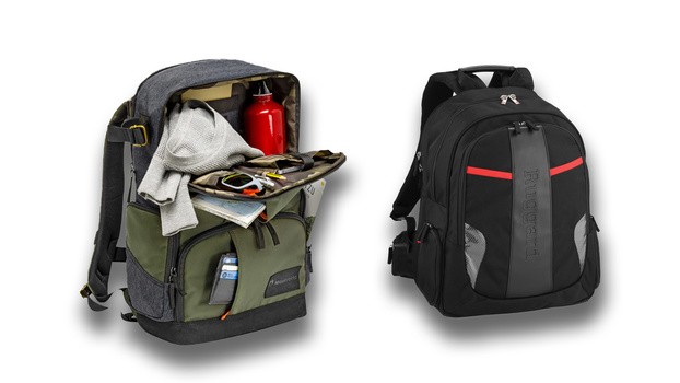 Two camera bags