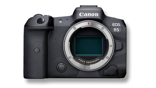 The Canon EOS R5
