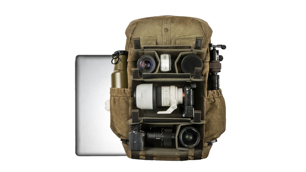 Wotan pilot camera backpack