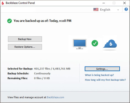 Is your backup system working good enough?