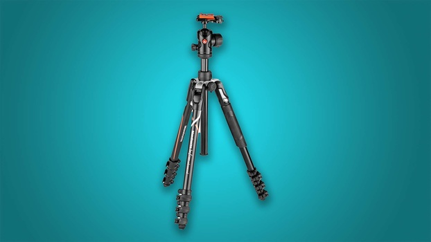 Tripod for blue moment photography
