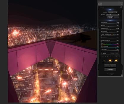 oniric citylights diffuse - Create a Metropolis Glow With the Oniric Plugin
