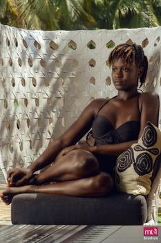 Dark Chocolate by Mawuli Tofah