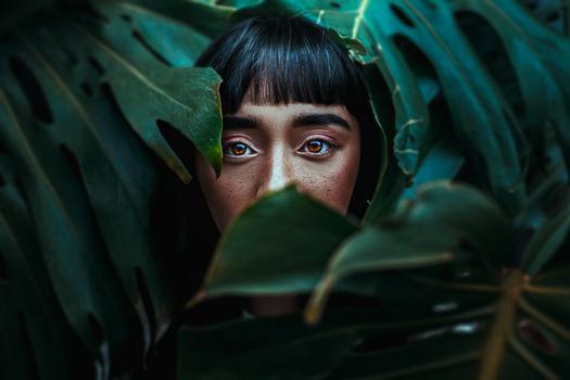 Amazon by Mikeila Borgia