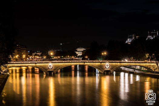 The Pont Notre-Dame