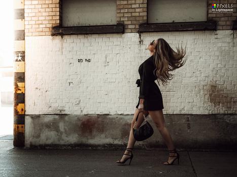 Walk like a Star by Mladen Dakic