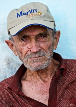 Cuban Fisherman