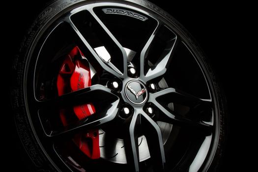 Corvette Stingray Rims