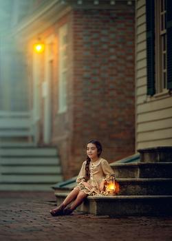 Old Town by Lilia Alvarado