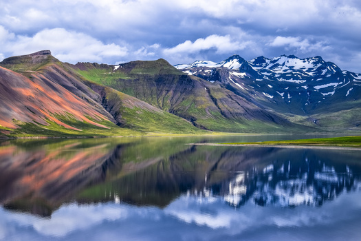 Iceland reflections