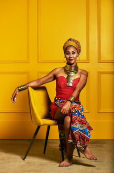 South African Beauty by Jennifer Bernard