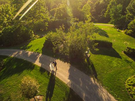 Drone Wedding 1