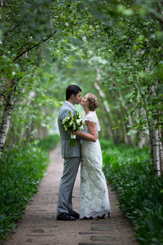Love in the Birch Trees