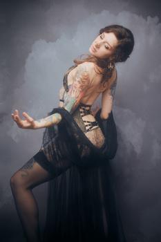 Palmyra La Diva by Laura Sheridan