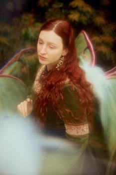 Illyria Okami by Laura Sheridan