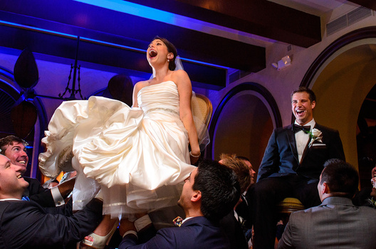Reception Wedding - Horah Dance